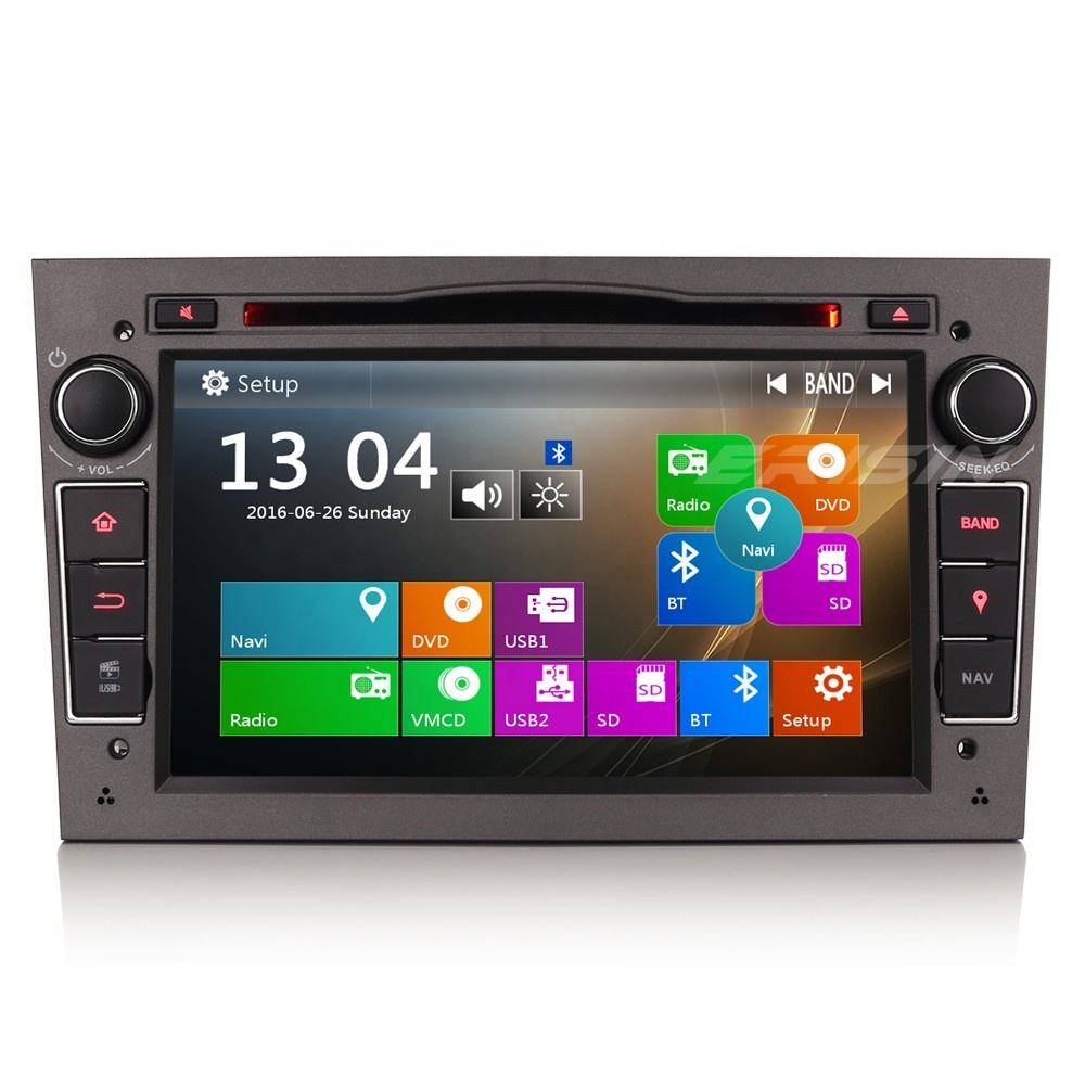 Erisin ES7160P Car <span class=keywords><strong>DVD</strong></span> Player GPS 3G DVR 1080 P VMCD cho Opel Antara