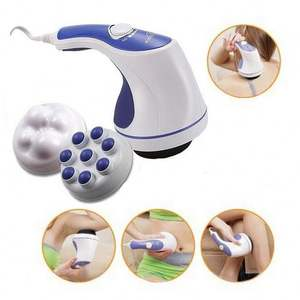 Elektrische Full Body Massager Machine Ontspannen Multifunctionele Vervanging 5 Head Massager