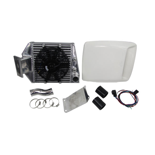 Top Mount Intercooler Kits For TOYOTA Land Cruiser 80 Series 1HDT 4.2L Turbo Diesel