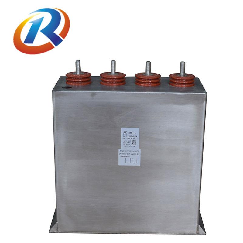 10 unidades Condensador de pel/ícula de polipropileno CBB 473J 223J 2KV 22NF 47nf 2000V 2000V223J P20 mm