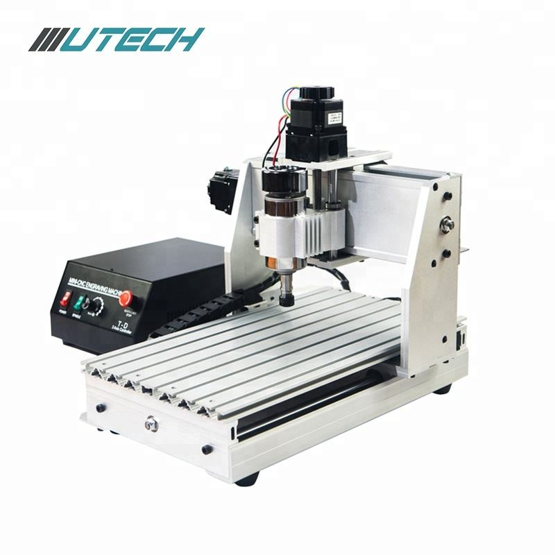 mini cnc cutting machine 6040 mach3 USB router cnc