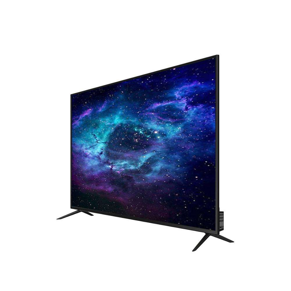 Commercio all'ingrosso Full HD Tv 4K 50 60 65 75 pollici LED TV