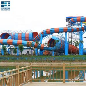 Funny Games Water Sports Swimming Pool Equipment Fiberglass Water Rides