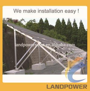 太陽電池の設置コスト, 取付金具ソーラーパネル, ソーラーパネルブラケット