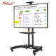 Factory direct supply all in one TV touch screen PC interactive whiteboard for conference/education office