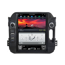10.1'' Tesla style vertical screen car audio for Kia Sportage 2010 android car stereo double din navigation gps radio player