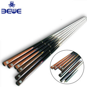 Wholesale Price Durable 3/4 jointed Snooker Cue Billiard Cue