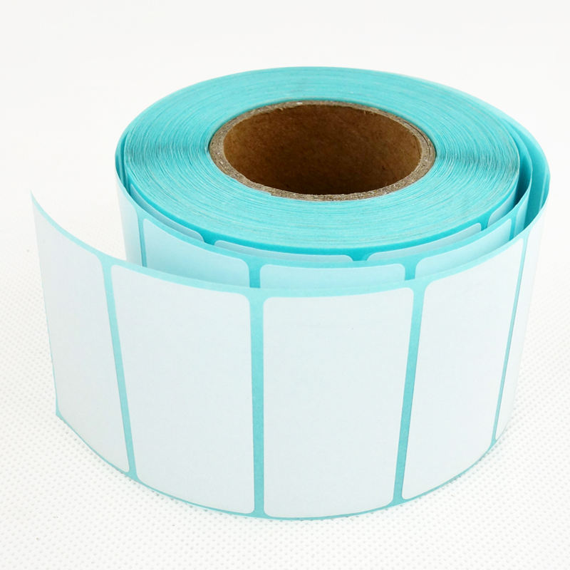 "thermal sticker roll 3"" x 1"" Compatible label for Zebra, Toshiba, Citizen, Eltron, Orion, UPS Label Printers - White 3x2"""