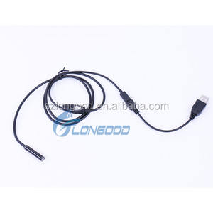 Android Phone Micro USB Endoscope Camera 7mm Lens 6LED Portable OTG USB Endoscope