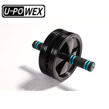 exercise  Body Building Training ab power wheel fitness equipment