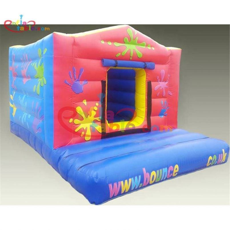 Giant Adult Bounce House Inflatable jumping Bouncy Castle For Party
