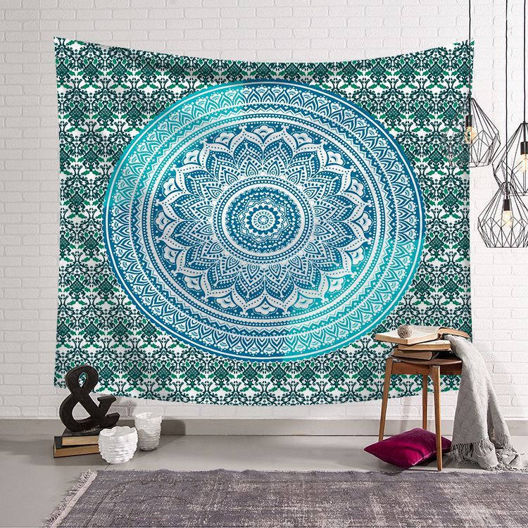 G&D Mandala Custom Indian Design Tapestry Wall Hanging For Home Decor