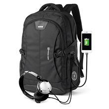 Mochila Best 2019 Waterproof School Bag Bagpack Mens Women Anti Theft Smart a Laptop Backpack