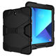 Three Layer Ultra Hybrid Shockproof Full-Body Protective Case for Galaxy Tab S3 9.7 SM-T820 COVER