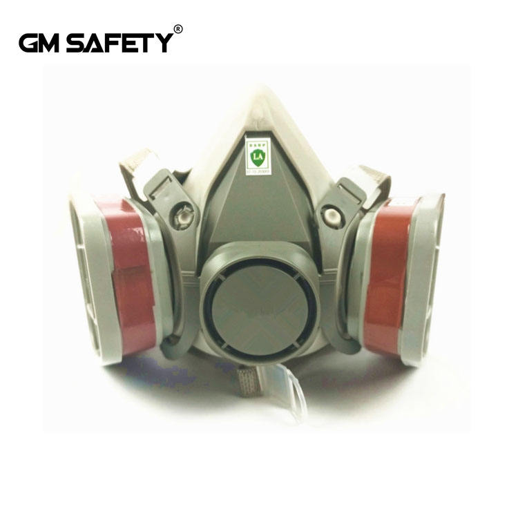 Respirator Safety Half Face Gas Dust Mask