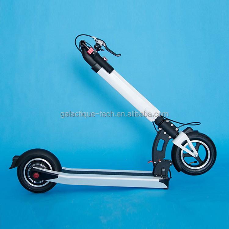 Économie d'énergie Et Sûr Led Lumière Électrique Scooter Bonne Qualité Électrique Scooter