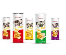 snack foods China potato chips dried potato chips 110g
