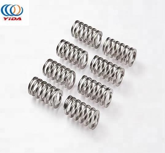China Supplier wholesale stainless steel coil spring compression spring