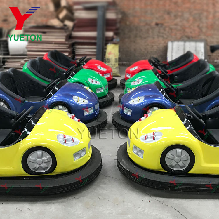 Fabriek Groothandel Battery Operated Bumper Cars