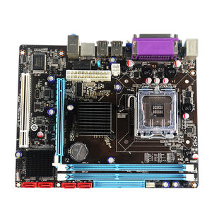 2018 סיטונאי Intel G41 DDR3 LGA 775 Mainboard Socket 775 האם