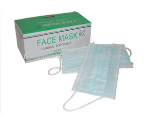 3m disposable surgical mask