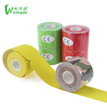 High Strength Pressure Bandage Precutting Kinesiology Muscles Care Waterproof Rock Tape 5cm*5m
