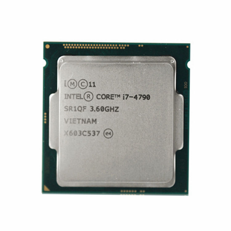 Harga Asli Processor LGA 1150 Socket CPU Intel Core I7 4790 3.6 GHz 3600 M Hz