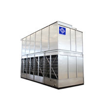 Closed Circuit Cross Flow Cooling Tower 200 rt