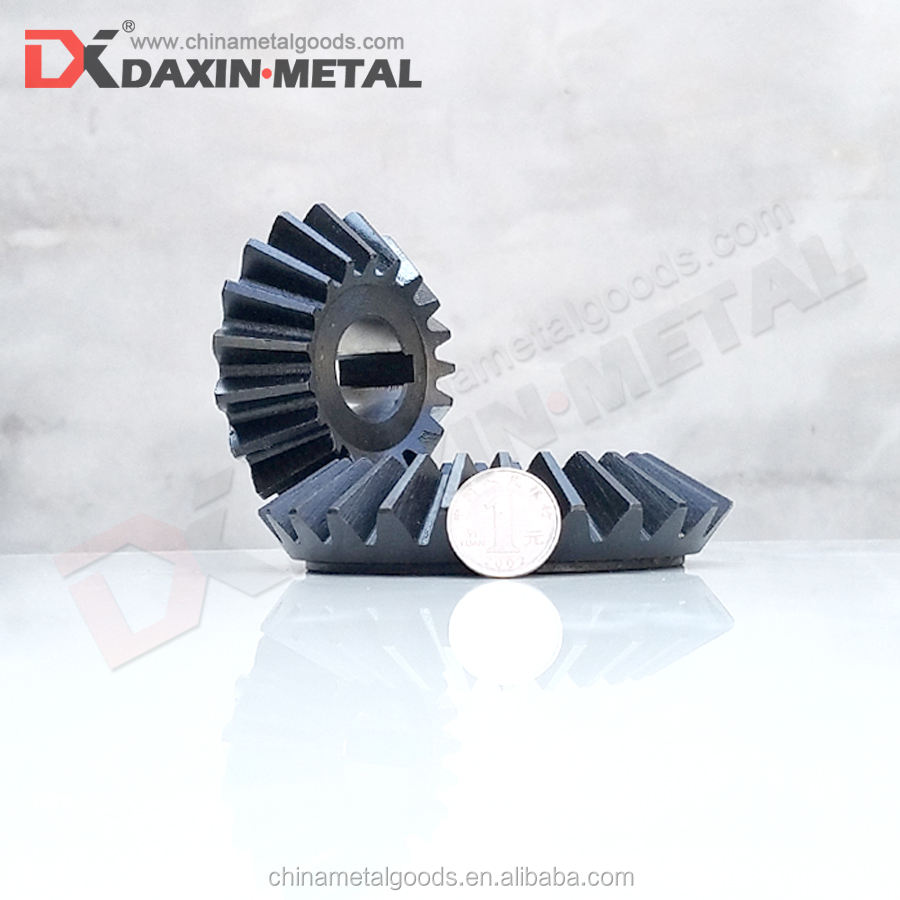 Renqiu Daxin Manufacture Bevel Gears For Harvesting Implements