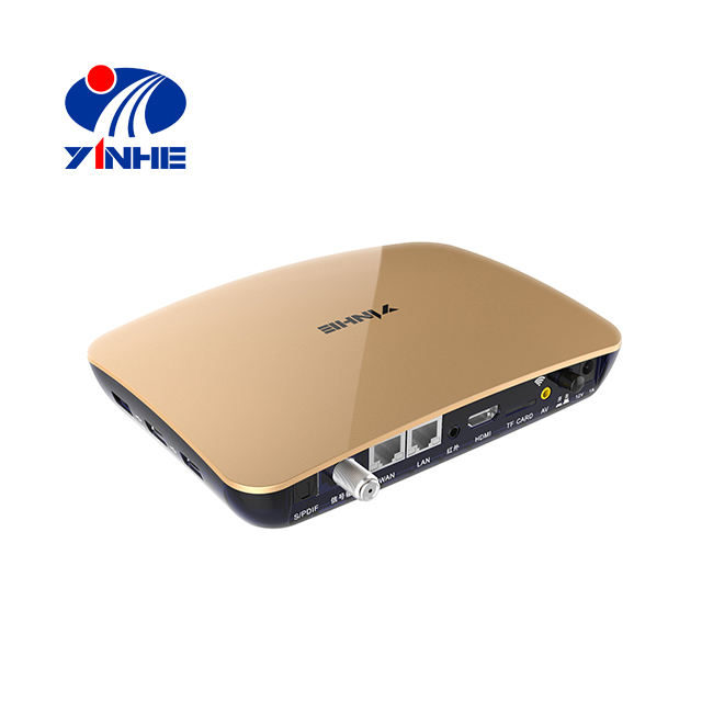 NSTV CAS 1314-13-2 및 802.11n 2.4G/5 GHz WiFi HD SET TOP BOX