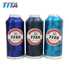 Cheap price eco-friendly sewing thread embroidery 120/2 150/2