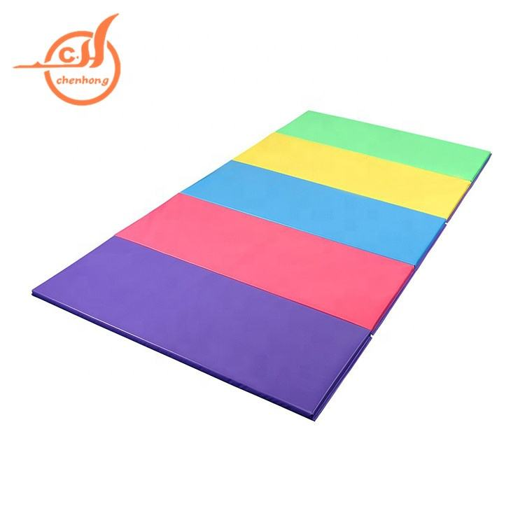 Opvouwbare Sport Gymnastiek Matten Type Hot Verkopers Ftness Gym Mat