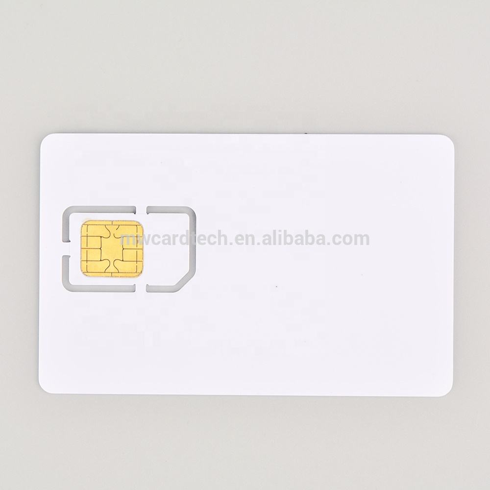 공장 에 년부터 1992 될 수 Initialized T = 0/T = 1 Smart Card J2A040 JCOP JAVA Card SIM 컷