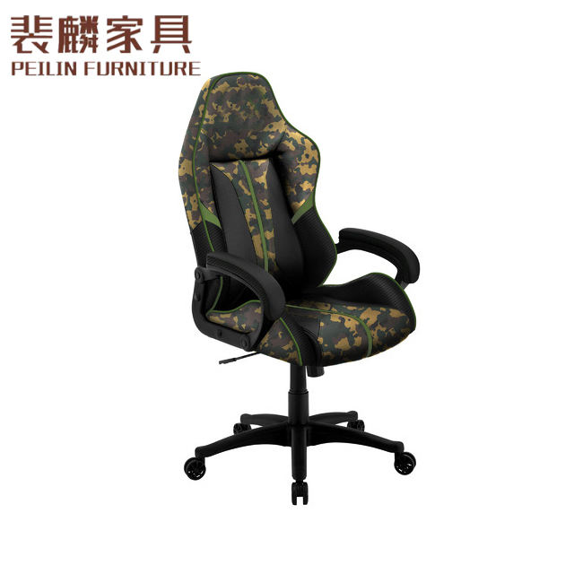 Gaming Chair Racing Swivel Ergonomic Computer PC Desk Modern Home Furniture, Back Racing Car Style Bucket Seat Office Desk Chair