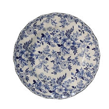 Luxury Plates Sets British Ceramic Porcelain Vintage Dinner Plate Sets