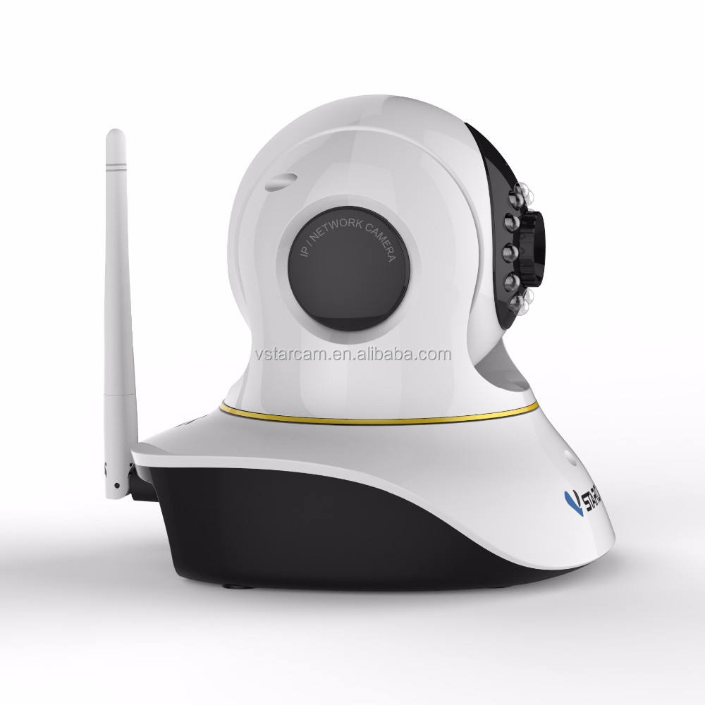 2018 Model Baru dengan P2P 3MP 1296P Dukungan TF Card Recording & Baby Monitor Indoor WIFI IP Kamera