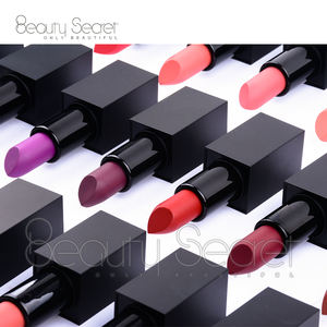Makeup vendor oem wholesale waterproof natural custom private label matte lipstick