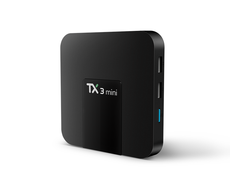 TX3 Mini S905w Smart TV Box dari Pendoo