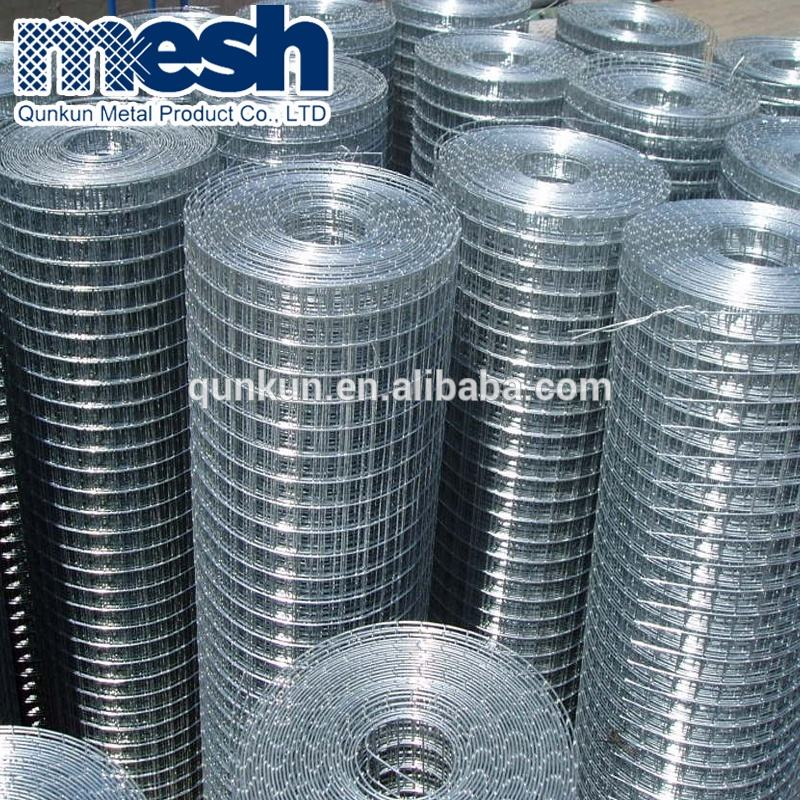 China Manufacturer Galvanized Welded Wire Mesh