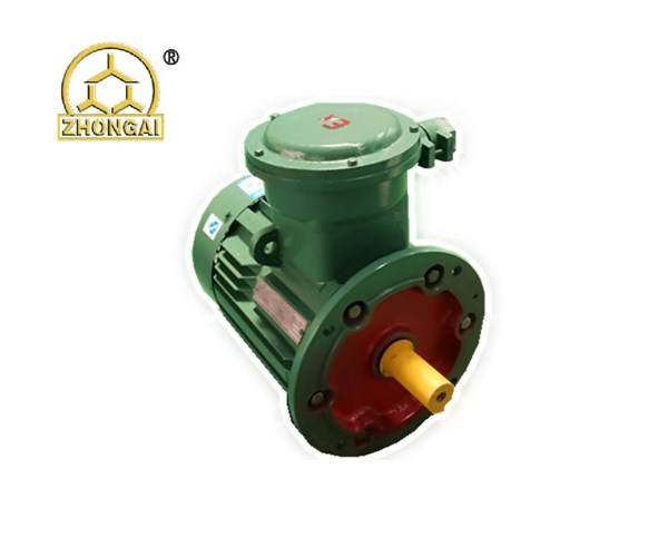 380/660v 50hz 55kw 10 pole YB3 high efficiency flameproof three-phase asynchronous motor