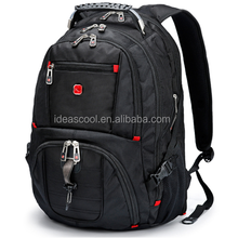 Large capacity nylon business laptop backpack bag travel backpack