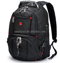 Large capacity nylon business laptop backpack bag travel backpack