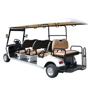 Hot sales 8 person electric golf cart for sale