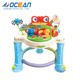 Outdoor light up toy cartoon round baby walker china OC0176106