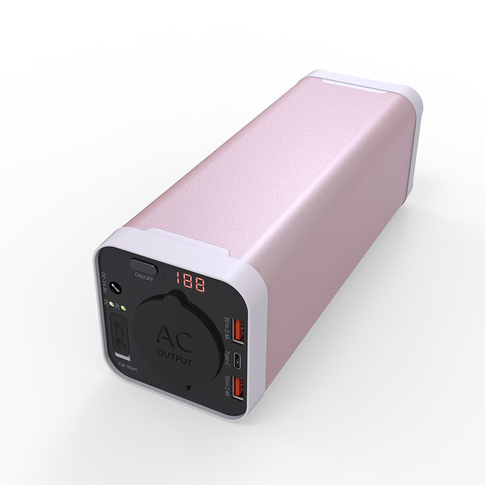 Type C/double USB/Micro USB Mini UPS Rechargeable Solar Battery