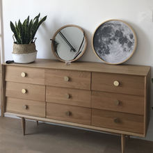 high quality wholesale wooden chest of drawers side board cabinet
