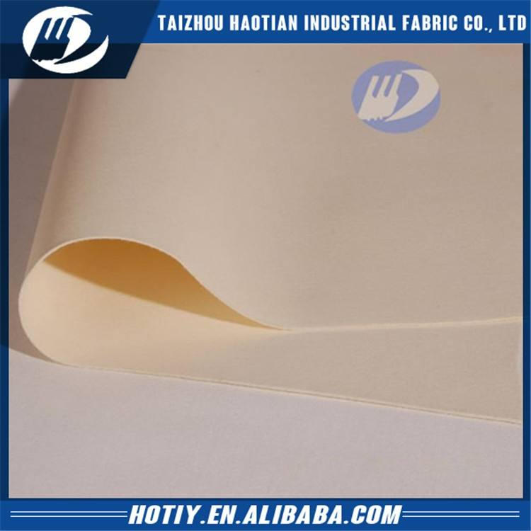 Factory supply fabric nonwoven oil&water repellent needle felt