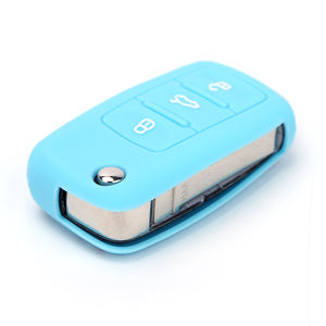 Car accessories hot selling silicone remote control key covers for car key case