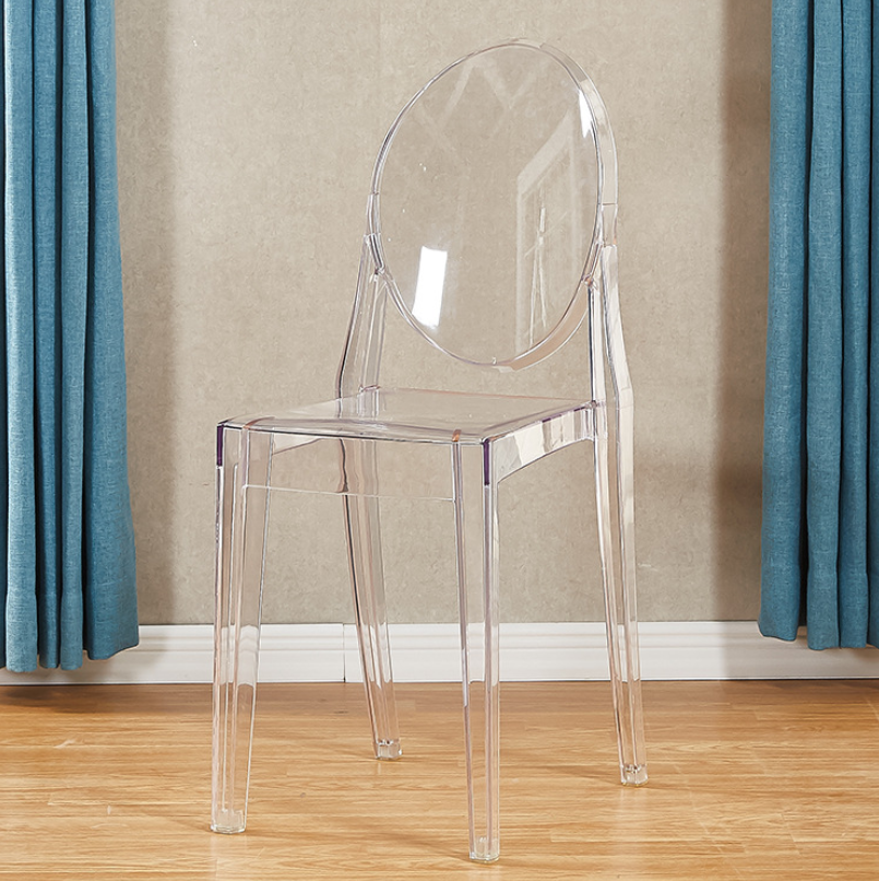 Factory direct luxury louis modern design dining chair