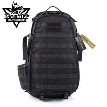 40l army student school computer black anti-theft hiking rucksack backpack